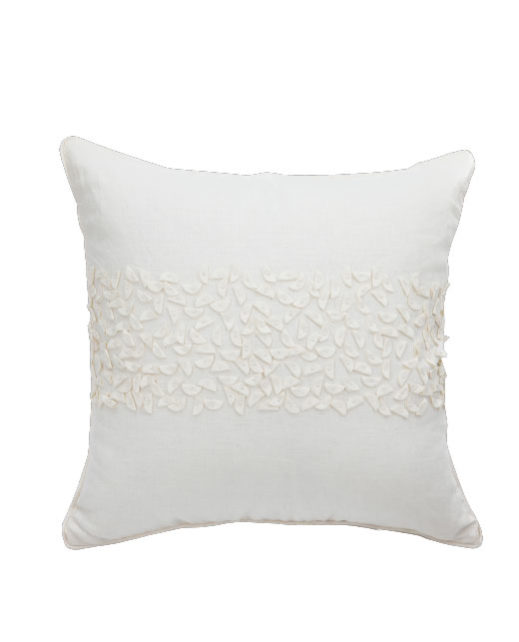 ANCIENT TEMPLES/A16 0075/CREAM/EXPRESSION/50x50cm CUSHION COVER