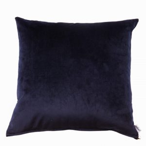 ROYAL LUXE/B18 0317/NAVY/ADORE/50X50CM CUSHION
