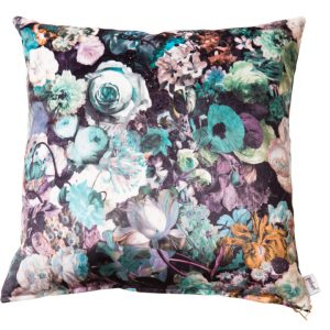 ROYAL LUXE/B18 0318/PINE, FROST/ADORE,FLOWERBOMB/60X60CM CUSHION
