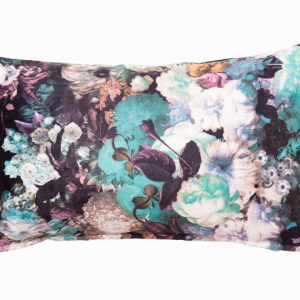 ROYAL LUXE/B18 0320/PINE, FROST/ADORE,FLOWERBOMB/50X30CM CUSHION
