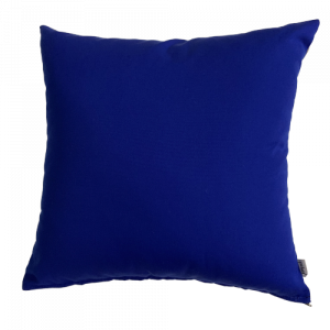 ALFRESCO/C19 0366/CHINCHILA-COBALT/OUTDOORS/50x50cm CUSHION