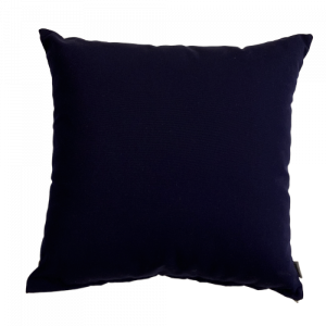 ALFRESCO/C19 0367/CHINCHILA-MARINE/OUTDOORS/50x50cm CUSHION