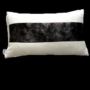 AFRICA NATURAL/BLACK 50x30cm Cushion Cover