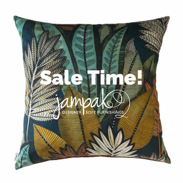 Cushion Sale Time