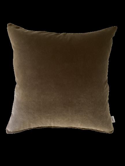 BOTANICALS VIENA/MOCHA 60x60cm Cushion Cover