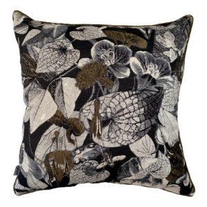 BOTANICALS PARADISO GREY 50x50cm Cushion Cover D18 0428