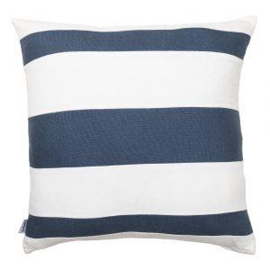COASTAL HAVEN/SULTANAT AGEAN BLUE/WHITE 50x50cm Cushion Cover