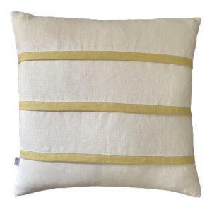 COASTAL HAVEN OYSTER/CORN 60x60cm Cushion Cover